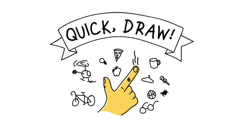 Quick, Draw ! L'intelligence artificielle de réseau neuronal qui devine ce que vos dessins représentent