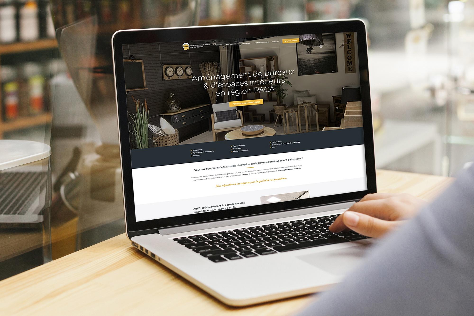 création site internet site web à Annecy en Haute-Savoie (74) webdesigner freelance freed from design