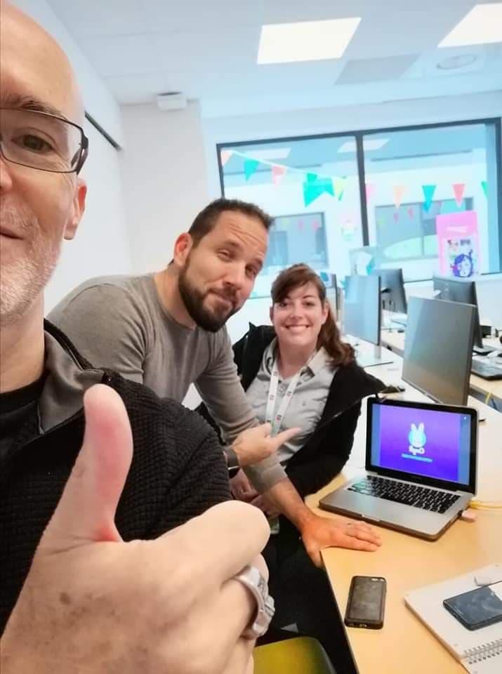 Nous sommes lauréats du Startup Weekend-Annecy 2020 avec le prix du design