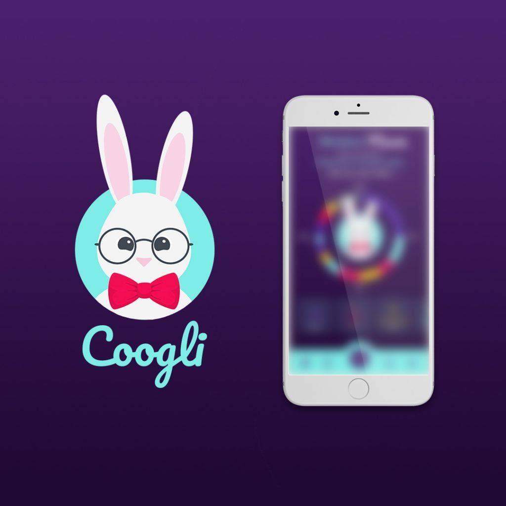 application coogli pour jeunes parents, startup week-end annecy, carnet de bord bébé